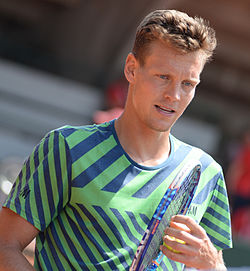 Image illustrative de l'article Tomáš Berdych
