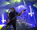 Tom Araya of Slayer performing in Austin, Texas 2014.jpg