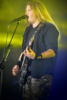 Tommy Johansson (musician) Swedish guitarist