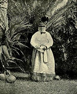 Niuean monarch