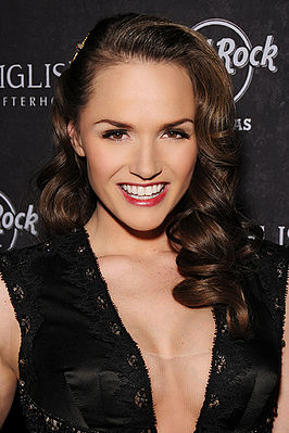 Tori Black tijdens de AVN Adult Entertainment Expo in Las Vegas, Nevada op 18 januari 2014.