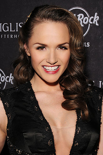 28th AVN Awards - Tori Black, winner of the 2011 AVN Female Performer of the Year Award