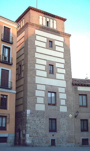 tower of the lujanes