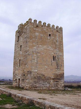 Fraga - Image: Torre dels Frares