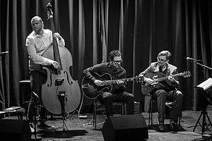 2017 in jazz - Touche during Djangofestivalen at Cosmopolite at Cosmopolite in Oslo.