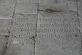 Toul Cathédrale Saint-Étienne cloître inscriptions 911.jpg