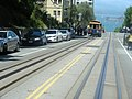 Tourists and cable car at Hyde and Lombard Street, SF (1).jpg