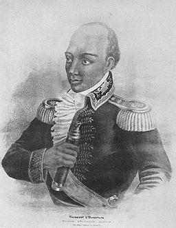Toussaint L'Ouverture engraving