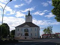 Town hall in Glogow Malopolski.jpg