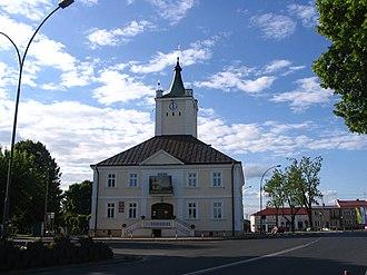 Głogów Małopolski - Town hall