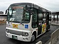 Toyoake city Community bus Himawari Bus.jpg