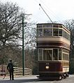 Tram No. 16, Beamish Museum, 12 April 2008 (3) (cropped).jpg