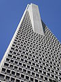 Transamerica Pyramid from street level 1.JPG