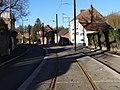 Travaux de la branche vers Vieux-Condé de la ligne B du tramway de Valenciennes en décembre 2013 (257).JPG