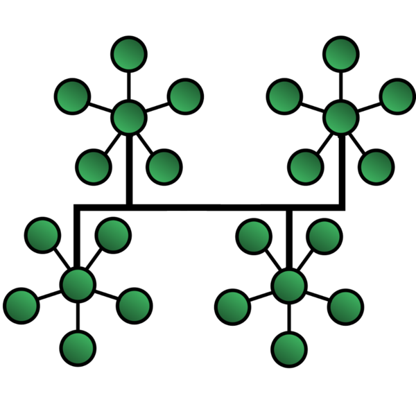 Firewire Pin furthermore  further Px Treetopology likewise workdiagram additionally Lan Wan San. on daisy chain work topology