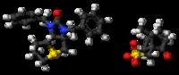 Trimetaphan camsilate 3D ball.png