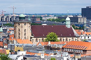 Trinitatis Complex - Image: Trinitatis Complex, Copenhagen