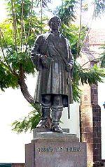 Statue von Tristão Vaz Teixeira