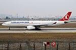 Turkish Airlines, TC-JNI, Airbus A330-343 (39244512544).jpg