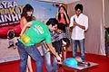 Tusshar Kapoor, Neha Sharma, Sarah Jane Dias, Riteish Deshmukh at 'Kyaa Super Kool Hain Hum' promotions 01.jpg