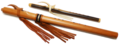 Two Contemporary Native American Flutes.png