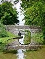 Tyrley Farm Bridge, near Market Drayton, Shropshire - geograph.org.uk - 1590625.jpg