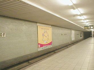 Alt-Tempelhof (Berlin U-Bahn) - Alt-Tempelhof U-Bahn station