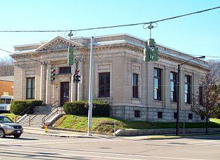 United States Post Office (Corning, New York) United States historic place