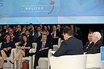 U.S. congressional delegation in Halifax, NS, for the 2016 Halifax International Security Forum (30299521254).jpg