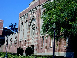 UCLA School of the Arts and Architecture - Glorya Kaufman Hall at the School of Arts and Architecture
