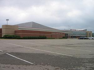 UD Arena - Exterior 2008