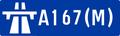 UK motorway A167(M).PNG