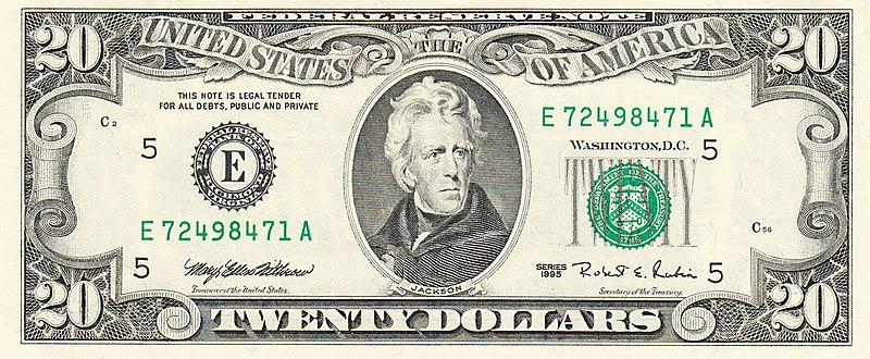 Series 1993 twenty dollar bill : Gambit alan rickman trailer