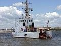 USCGC Cochito launching small boat.jpg