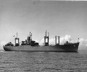 USS Lassen (AE-3) - USS Lassen (AE-3)