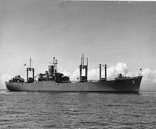 USS <i>Lassen</i> (AE-3)