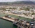USS Haleakala (AE-25) at Subic Bay in 1991.JPEG