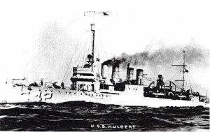 USS Hulbert (DD-342)