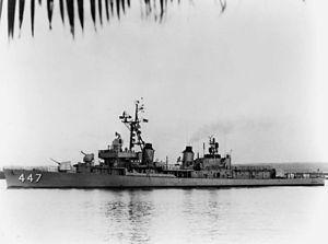 USS Jenkins (DD-447) at Pearl Harbor c1961.jpg