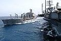 USS Kanawha (T-AO-196) USS Nimitz (CVN-68) 2007.jpg