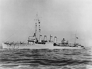 USS <i>Osmond Ingram</i> (DD-255)