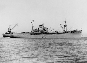USS Pocomoke (AV-9) - Image: USS Pocomoke AV 9 May 1943