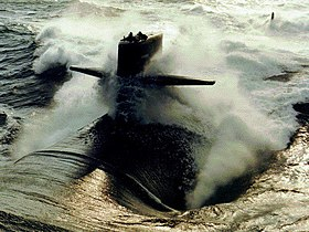 Image illustrative de l'article USS Providence (SSN-719)