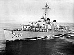USS Taussig (DD-746) underway in 1954.jpg