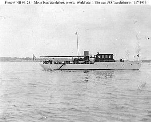 USS Wanderlust (SP-923)