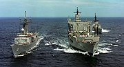 USS Willamette, Duncan, and Gray 02