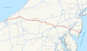 U.S. Route 322