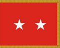 US Army Line Major General Flag.png