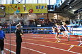 US Navy 100109-N-9268E-310 Rear Adm. Robin M. Watters, Reserve Deputy and Chief of Staff of the U.S. Pacific Fleet, starts the women's sprint heat during the 16th annual Hispanic Track and Field Games.jpg