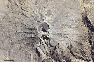 Volcano - Ubinas Volcano